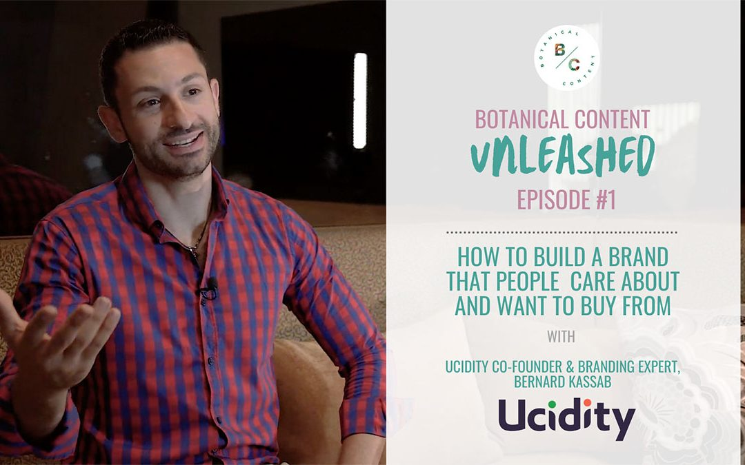 Episode 1 - Botanical Content Unleashed - Branding Beyond The Logo