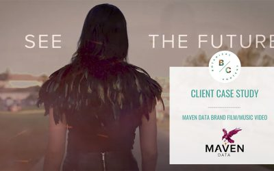 Client Case Study – The Maven Data Company Music Video
