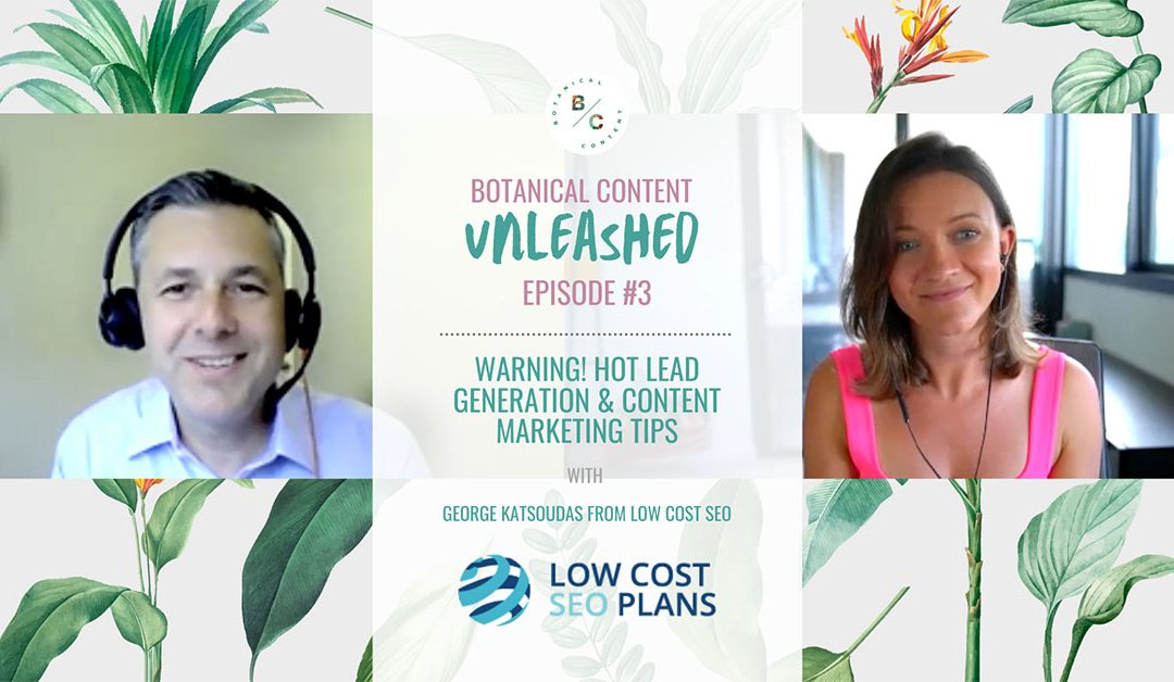 Lead Generation and Content Marketing Tips