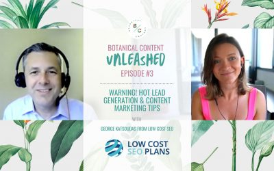 Warning! Hot Lead Generation & Content Marketing Tips with Low Cost SEO Plans